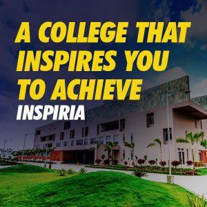 A College that Inspires You To Achieve - Inspiria