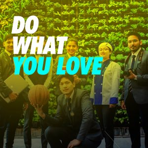 Do what you love - Initiative by Inspiria
