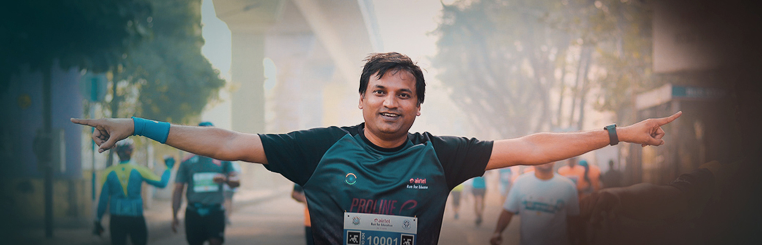 Atul Gupta Marathon